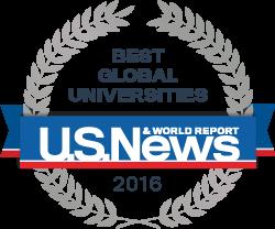 Best Global University U.S News 2016
