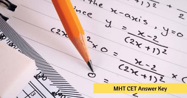 MHT CET Answer Key