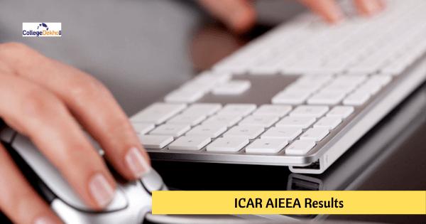 ICAR AIEEA Result