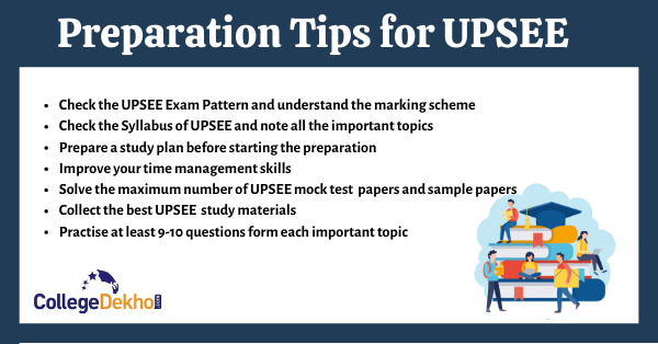 UPSEE Preparation Strategy