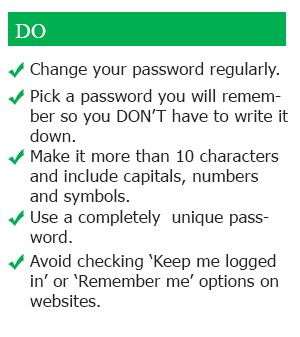 Do's for MAH MBA/ MMS CET 2021 Password